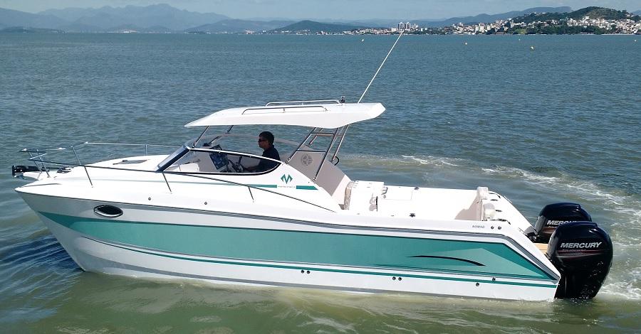 Noah Thompson Design - New Boat Design Blog, Powecats,Multihulls,Dive ...